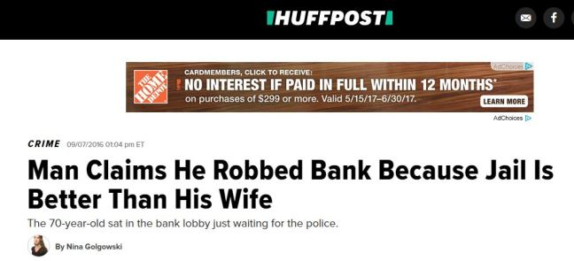 HuffPost Headline